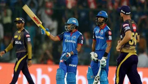 KOLKATA KNIGHT RIDERS VS DELHI CAPITALS Betting Review
