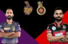 KOLKATA KNIGHT RIDERS VS ROYAL CHALLENGERS BANGALORE Betting Review