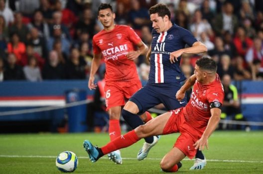 NIMES VS PSG Beting Review