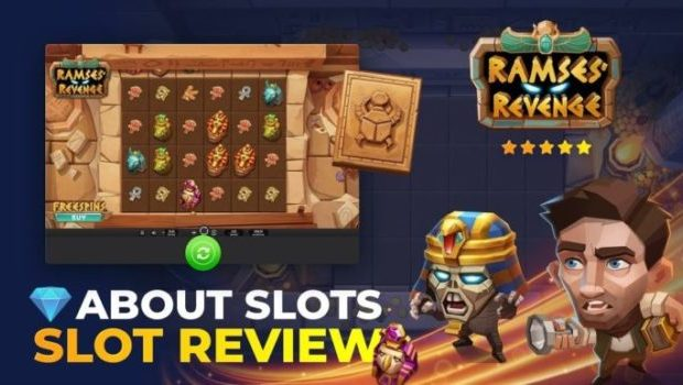 Ramses Revenge Slot Review