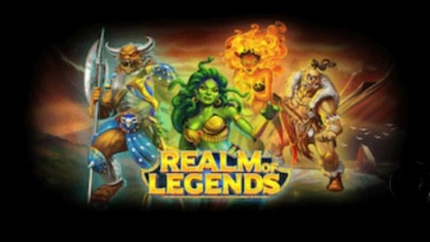 Realm of Legends Slot Review