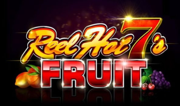 Reel Hot 7s Fruit Slot Review