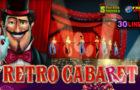 Retro Cabaret Slot Review