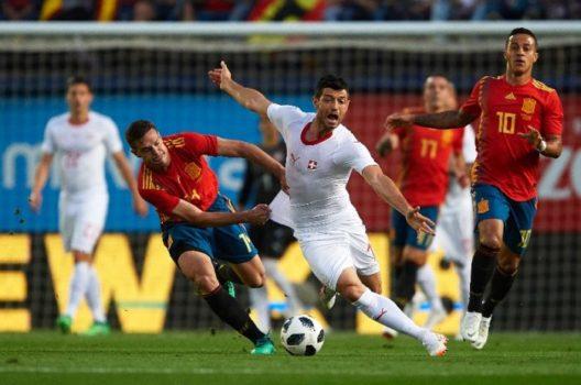 SPAIN VS SWITZERLAND Betting Review