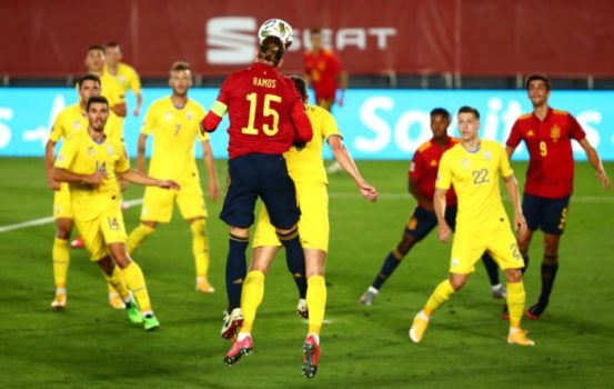 UKRAINE VS SPAIN Betting Review
