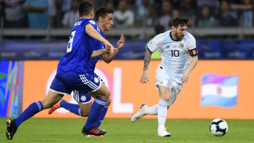 ARGENTINA VS PARAGUAY Betting Review