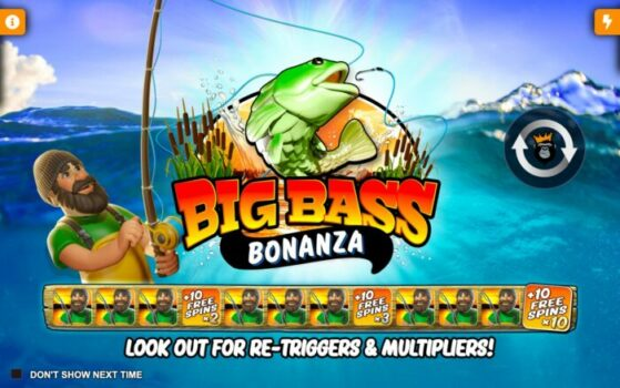 Big Bass Bonanza Slot Review