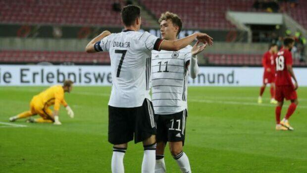 GERMANY VS UKRAINE Betting Review