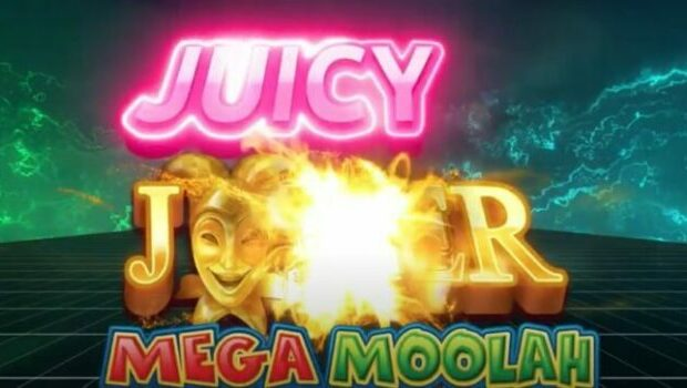 Juicy Joker Mega Moolah Slot Review