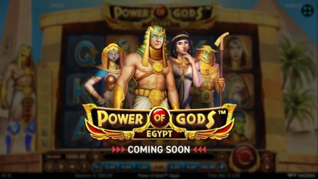 Powers of Gods: Egypt Slot Review