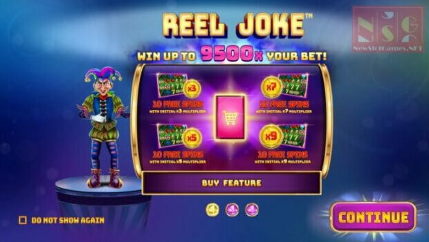 Reel Joke Slot Review