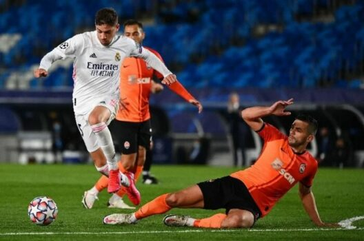 SHAKHTAR DONETSK VS REAL MADRID Betting Review