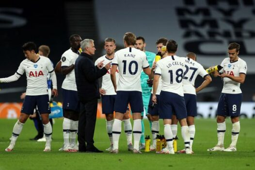 TOTTENHAM HOTSPUR VS MANCHESTER CITY Betting Review