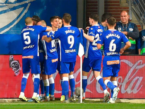 ALAVES VS EIBAR Betting Review