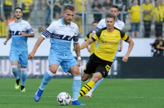 BORUSSIA DORTMUND VS LAZIO Betting Review