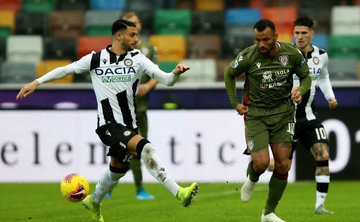 CAGLIARI VS UDINESE Betting Review