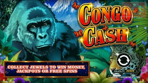 Congo Cash Slot Review
