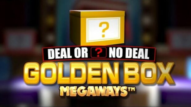 Deal or No Deal: Golden Box Megaways Slot