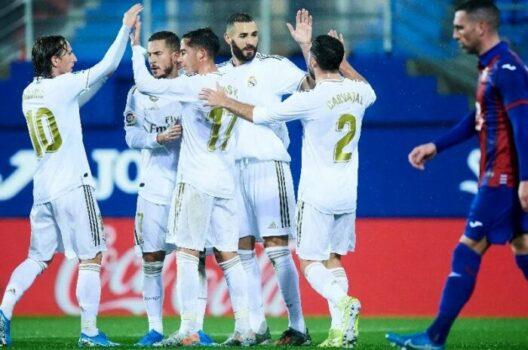 EIBAR VS REAL MADRID Betting Review