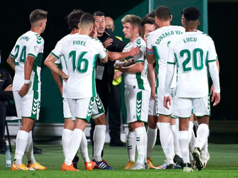 ELCHE VS REAL MADRID Betting Review