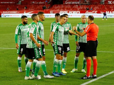 LEVANTE VS REAL BETIS Betting Review