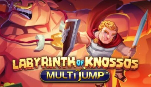 Labyrinth of Knossos: MultiJump Slot Review