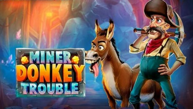 Miner Donkey Trouble Slot Review