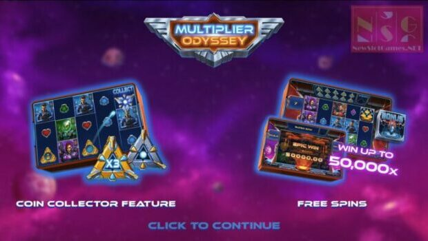 Multiplier Odyssey Slot Review