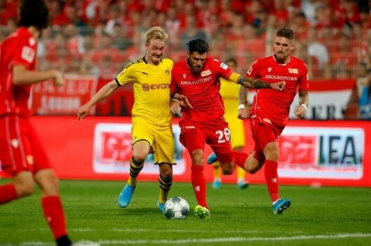 UNION BERLIN VS BORRUSIA DORTMUND Betting Review