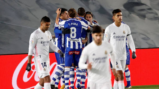 ALAVES VS REAL MADRID Betting Review