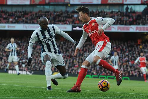 ARSENAL VS WEST BROM Betting Review