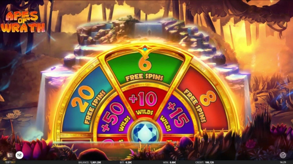 Apes of Wrath Slot Review