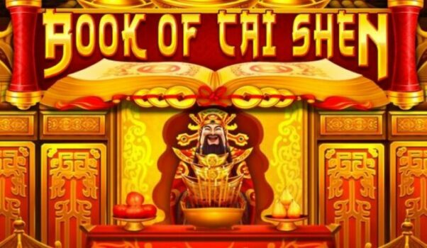 Book of Cai Shen Slot Review