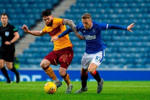 MOTHERWELL VS RANGERS Betting Review