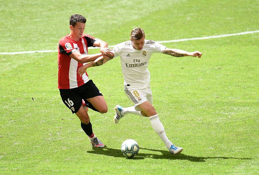 REAL MADRID VS ATHLETIC BILBAO Betting Review