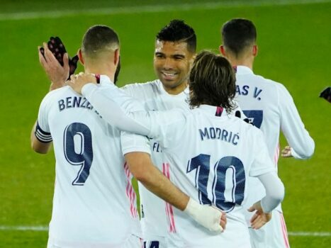 REAL MADRID VS LEVANTE Betting Review