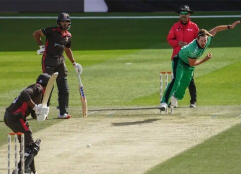 UAE vs. Ireland 2nd ODI Betting Review