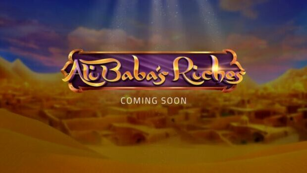 Ali Baba's Riches Slot Review