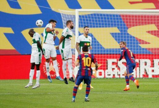 Barcelona vs. Elche Betting Review
