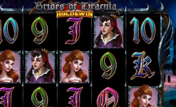 Brides of Dracula Hold and Win Slot Review