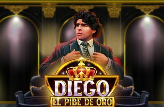 Diego El Pibe De Oro Slot Review