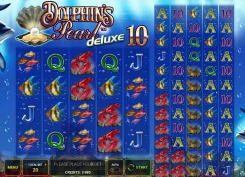 Dolphins Pearl Deluxe 10 Slot Review