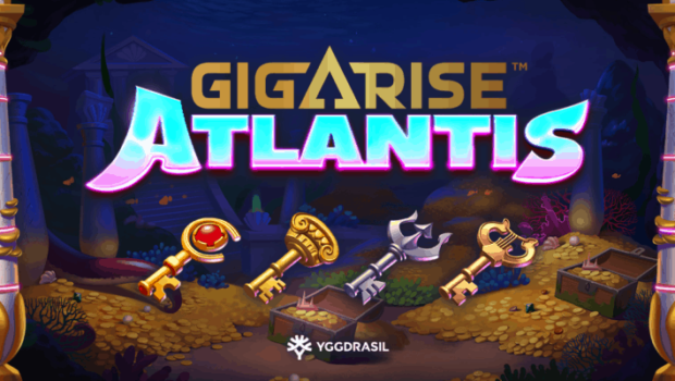 GigaRise Atlantis Slot Review