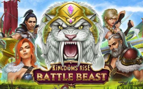 KINGDOMS RISE: BATTLE BEAST SLOT REVIEW