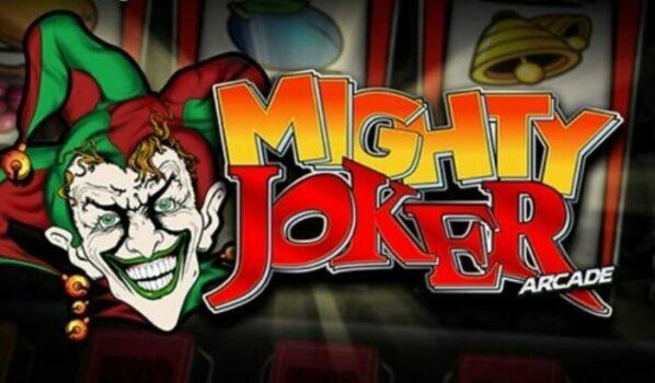 Mighty Joker Arcade Slot Review