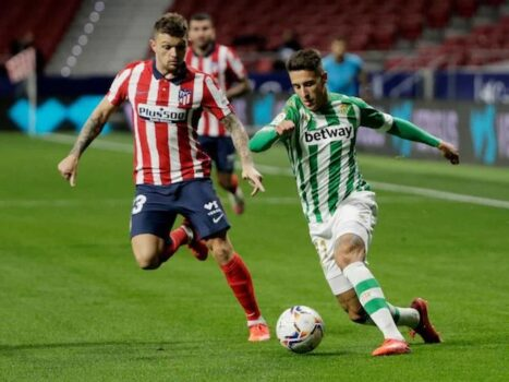REAL BETIS VS ATHLETIC BIBAO Betting Review