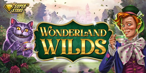 Wonderland Wilds Slot Review