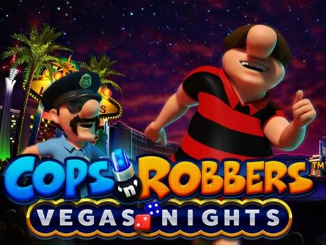 Cops and Robbers Vegas Nights Slot Review