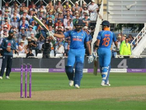 India vs. England 1st ODI Review