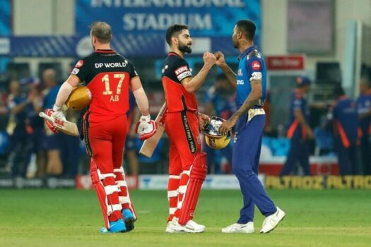 Mumbai Indians vs Royal Challengers Bangalore 1st T20 Prediction Review